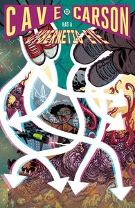 [Cave Carson Has A Cybernetic Eye #12 (Product Image)]