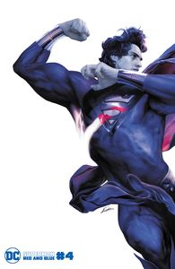 [Superman: Red & Blue #4 (Alexander Lozano Cardstock Variant) (Product Image)]