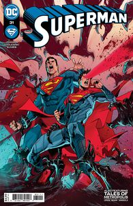 [Superman #31 (Cover A John Timms) (Product Image)]