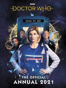 [Doctor Who Annual 2021 (Hardcover) (Product Image)]