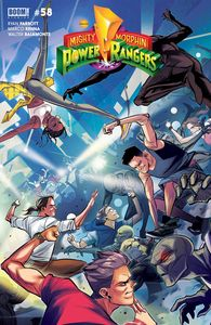 [Mighty Morphin #2 (Cover B Carlini Legacy Variant) (Product Image)]