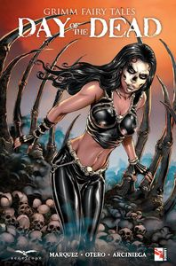 [Grimm Fairy Tales: Day Of The Dead: Volume 1 (Product Image)]