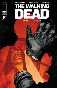 [The Walking Dead Deluxe  #28 (Cover D Tedesco) (Product Image)]
