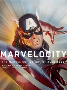 [Marvelocity: The Marvel Comics Art Of Alex Ross (Hardcover) (Product Image)]