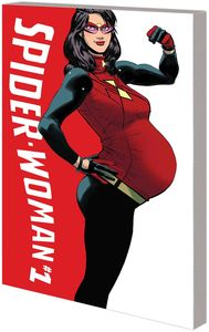 [Spider-Woman: Volume 1: Baby Talk (Product Image)]