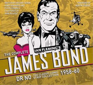 [The Complete James Bond: Dr No: The Classic Comic Strip Collection 1958-60 (Product Image)]