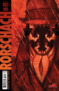 [Rorschach #10 (Jenny Frison Cardstock Variant) (Product Image)]