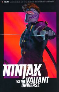 [Ninjak Vs The Valiant Universe (Product Image)]