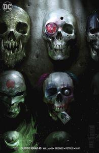 [Suicide Squad #43 (Francesco Mattina Variant Edition) (Product Image)]