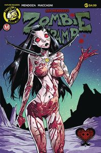 [Zombie Tramp Ongoing #47 (Cover A Celor) (Product Image)]
