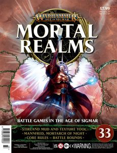 [Warhammer: Age Of Sigmar: Mortal Realms #33 (Product Image)]