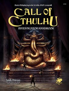 [Call Of Cthulhu: Investigator's Handbook (Hardcover) (Product Image)]