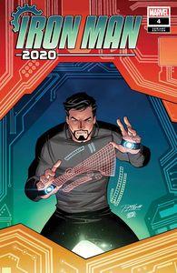 [Iron Man: 2020 #4 (Ron Lim Variant) (Product Image)]