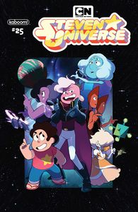 [Steven Universe: Ongoing #25 (Preorder Perrone Variant) (Product Image)]