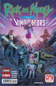 [Rick & Morty Presents The Vindicators #1 (C2E2 Variant) (Product Image)]