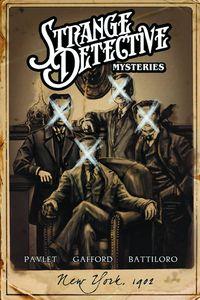 [Strange Detective Mysteries (Product Image)]