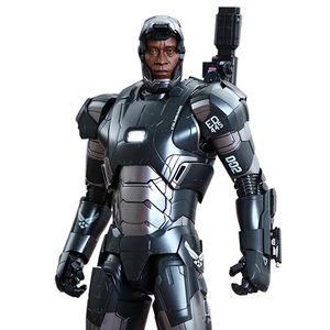 [Marvel: Avengers: Age Of Ultron: Hot Toys Deluxe Action Figure: War Machine Mark II (Product Image)]