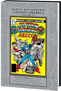 [Marvel Masterworks: Captain America: Volume 12 (Hardcover) (Product Image)]