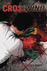 [Crosswind #2 (Cover B Staggs) (Product Image)]