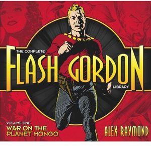 [Flash Gordon: The Alex Raymond Sunday Strips: Volume 1 (Titan Edition) (Product Image)]