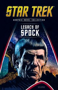 [Star Trek: Graphic Novel Collection: Volume 77: Legacy Of Spock (Product Image)]