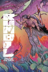 [Rumble #5 (Cover A Rubin) (Product Image)]