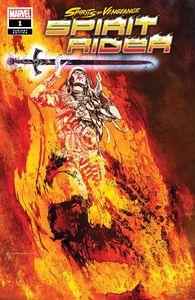 [Spirits Of Vengeance: Spirit Rider #1 (Sienkiewicz Variant) (Product Image)]
