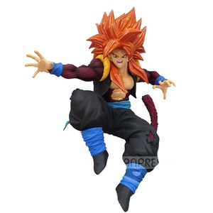 [Super Dragon Ball Heroes: 9th Anniversary Statue: Super Saiyan 4: Gogeta Xeno (Product Image)]