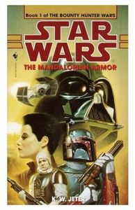 [Star Wars: Bounty Hunter Wars: Book 1: The Mandalorian Armor (Product Image)]
