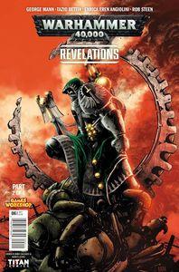 [Warhammer 40K: Revelations #2 (Cover B Salgado) (Product Image)]