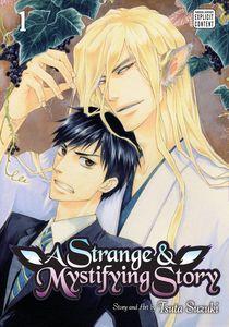 [A Strange & Mystifying Story: Volume 1 (Product Image)]