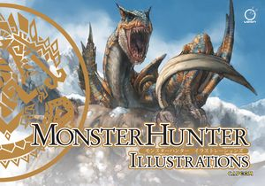 [Monster Hunter: Illustrations (Hardcover) (Product Image)]