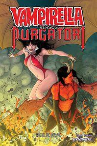 [Vampirella Vs Purgatori #5 (Cover D Musabekov) (Product Image)]