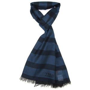 [Sherlock: Scarf (Striped Blue 221B) (Product Image)]