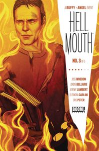 [Buffy The Vampire Slayer & Angel: Hellmouth #3 (Cover A Frison) (Product Image)]