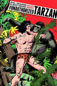 [Unauthorized Tarzan (Limited Edition Hardcover) (Product Image)]
