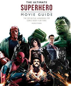 [The Ultimate Superhero Movie Guide (Hardcover) (Product Image)]