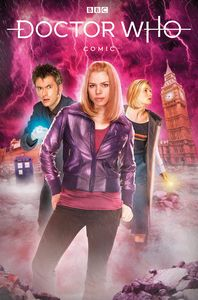 [Doctor Who Comics #1 (Cover B Photo) (Product Image)]