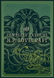 [The Complete Tales Of HP Lovecraft (Hardcover) (Product Image)]
