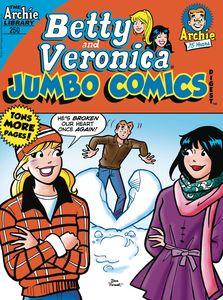 [Betty & Veronica: Jumbo Comics Digest #250 (Product Image)]