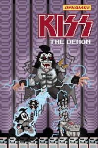 [Kiss: Demon #2 (Cover C Adams 8 Bit) (Product Image)]