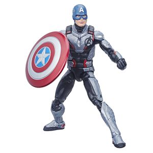 [Avengers: Endgame: Marvel Legends Action Figure: Captain America (Product Image)]