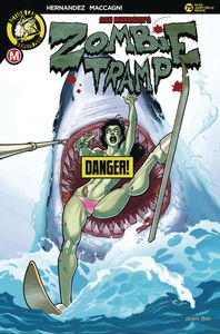 [Zombie Tramp: Ongoing #75 (Cover F Dennis Budd Risque) (Product Image)]