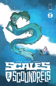 [Scales & Scoundrels #9 (Product Image)]
