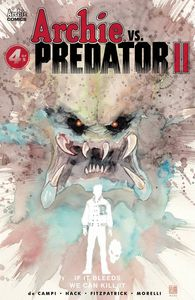 [Archie Vs Predator 2 #4 (Cover D Mack) (Product Image)]