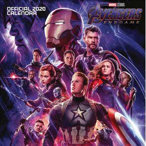 [Avengers: Endgame: Square Calendar: 2020 (Product Image)]