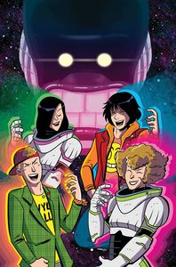[Bill & Ted Save The Universe #4 (Product Image)]