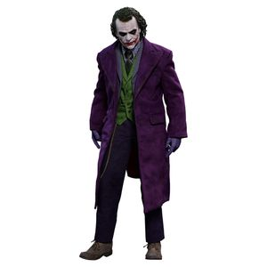 [Batman: Dark Knight: Hot Toys Action Figure: Joker (Product Image)]