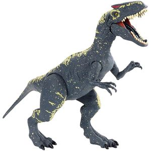 [Jurassic World: Fallen Kingdom: Roarivores Action Figure: Allosaurus (Product Image)]