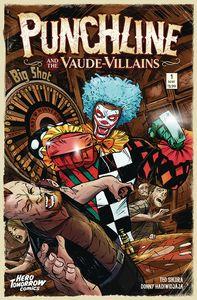 [Punchline & The Vaude-Villains #1 (Cover A Hadiwidjaja) (Product Image)]
